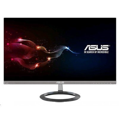 Ноутбук ASUS 25 MX25AQ (90LM01P0-B01670)Мониторы ASUS<br>Монитор Asus 25 MX25AQ черный AH-IPS LED 16:9 HDMI M/M матовая 300cd 2560x1440 DisplayPort QHD 4.2кг<br>