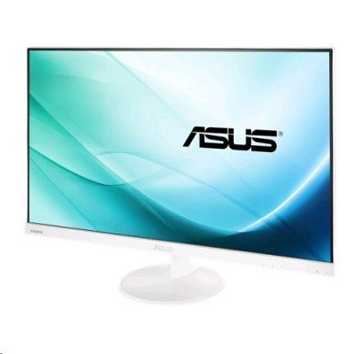 Монитор ASUS 27 VC279H-W (90LM01D2-B01670)Мониторы ASUS<br>Монитор Asus 27 VC279H-W белый IPS LED 16:9 DVI HDMI M/M матовая 250cd 1920x1080 D-Sub FHD 4.4кг<br>