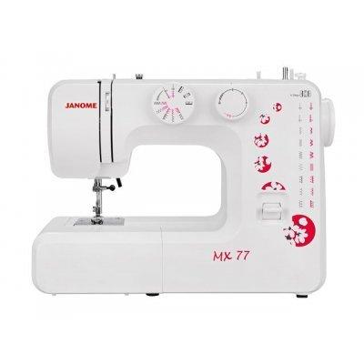 Швейная машина Janome MX 77 (MX 77) швейная машина janome dresscode