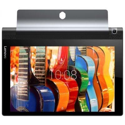 Планшетный ПК Lenovo Yoga Tablet 3 10 YT3-X50 (ZA0K0006RU)Планшетные ПК Lenovo<br>Планшет Lenovo Yoga Tab 3 10 YT3-X50M 10,1(1280x800)IPS LTE Cam(8.0) MSM8909 1100МГц(4) (1/16)Гб microSD до 128Гб A5.1 GPS 8400мАч Черный ZA0K0006RU<br>