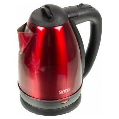 Электрический чайник Sinbo SK 7337 (SK 7337) чайник sinbo sk 7337 1800 1 8 л металл красный