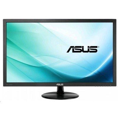 Монитор ASUS 27 VP278Q (90LM01M0-B03170)Мониторы ASUS<br>Монитор Asus 27 VP278Q черный TN LED 16:9 HDMI M/M матовая 300cd 1920x1080 D-Sub DisplayPort FHD 4.8кг<br>
