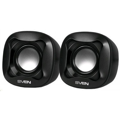 Компьютерная акустика SVEN 170 чёрный (SV-013516)