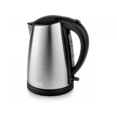 Электрический чайник BBK EK1705S нержавеюшая сталь (EK1705S)Электрические чайники BBK<br>Чайник электрический BBK EK1705S 2200Вт, 1,7литра, нержавеюшая сталь, дисковый нагр. элемент, Англий<br>