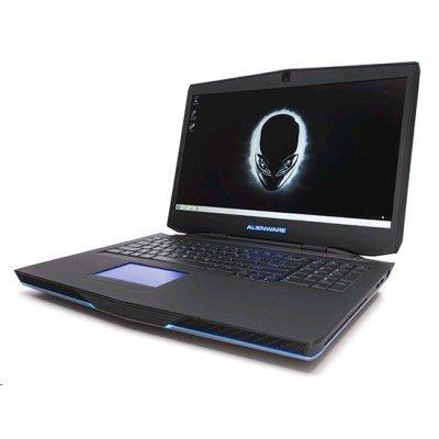 Ноутбук Dell Alienware 17 R2 (A17-1615) (A17-1615)Ноутбуки Dell<br>Ноутбук Dell Alienware 17 R2 Core i7 6700HQ/8Gb/1Tb/nVidia GeForce GTX 970M 3Gb/17.3/FHD (1366x768)/Windows 10/silver/WiFi/BT/Cam<br>