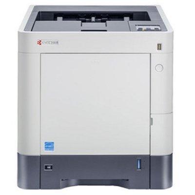 Цветной лазерный принтер Kyocera Ecosys P6130CDN (1102NR3NL0)Цветные лазерные принтеры Kyocera<br>Принтер лазерный Kyocera Ecosys P6130CDN (1102NR3NL0) A4 Duplex<br>