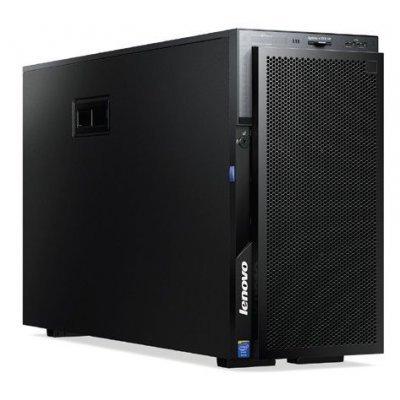 Сервер Lenovo System x3650 M5 (5464C4G) (5464C4G)Серверы Lenovo<br>Сервер Lenovo x3500 M5 1xE5-2620v3 1x16Gb 3.5 SAS/SATA M1215 1x550W 85W (2R x 4, 1.2V) LP RDIMM O/B HS DVD PSU (5464C4G)<br>