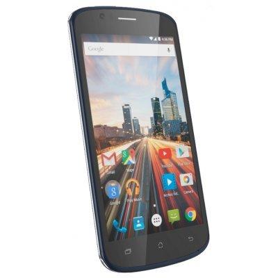 Смартфон Archos 50e Helium 4G (503038)Смартфоны Archos<br>смартфон, Android 5.1<br>поддержка двух SIM-карт<br>экран 5, разрешение 1280x720<br>камера 8 МП, автофокус<br>память 8 Гб, слот для карты памяти<br>3G, 4G LTE, LTE-A, Wi-Fi, Bluetooth, GPS<br>аккумулятор 2100 мАч<br>вес 150 г, ШxВxТ 72.50x147x8.50 мм<br>
