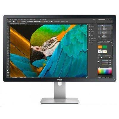 Монитор Dell 31,5 UltraSharp UP3216Q (216Q-1866)Мониторы Dell<br>31,5   LED Monitor 4K BK (IPS; 300 cd/m2; 1000:1; 3840x2160; 6ms; 178/178; cardreader;MHL;mini DP;DP,HDMI; Tilt, Swivel)(5397063621866)<br>