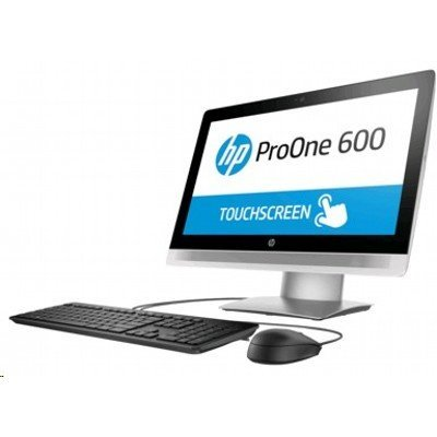 Моноблок HP ProOne 600 G2 (T4J58EA) (T4J58EA)Моноблоки HP<br>All-in-One 21,5 Touch(1920x1080),Core i3-6100,4GB DDR3-1600 DIMM (1x4GB),500Gb 7200 RPM,SuperMulti DVDRW,USB Slim kbd,USBmouse,BCM 802.11n BT,Adjust Stand,Win10Pro(64-bit),3-3-3 Wty<br>