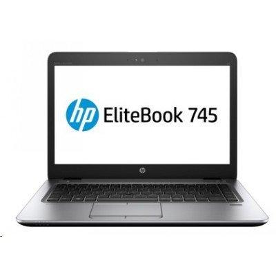 Ноутбук HP EliteBook 745 (T4H61EA) (T4H61EA)Ноутбуки HP<br>PRO A12-8800B 745 / 14 QHD UWVA AG / 8GB 1D / 256GB TLC / W7p64W10p / 3yw / Webcam / kbd DP Backlit / Intel AC 2x2+BT / FPR / No NFC<br>