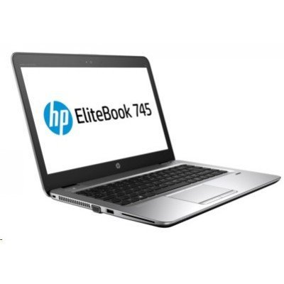 Ноутбук HP EliteBook 745 G3 (T4H58EA) (T4H58EA)Ноутбуки HP<br>UMA PRO A10-8700B 745 / 14 HD SVA AG / 4GB 1D / 500GB 7200 / W7p64W10p / 3yw / Webcam / kbd DP Backlit / Intel AC 2x2+BT / FPR / No NFC<br>