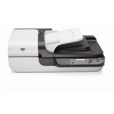 Сканер HP ScanJet Pro 3500 f1 (L2741A)Сканеры HP<br>(CIS, A4, 1200 dpi, 24bit, USB 3.0, ADF 50 sheets, Duplex, 25 ppm/50 ipm, 1y warr, replace SJ N6310 (L2700A))<br>