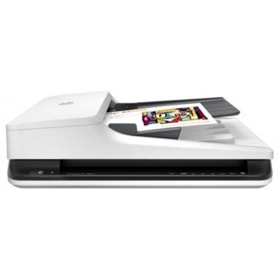 Сканер HP ScanJet Pro 2500 f1 (L2747A) сканер hp scanjet pro 3000 l2753a b19