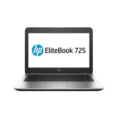 Ноутбук HP EliteBook 725 G3 (P4T48EA) (P4T48EA)Ноутбуки HP<br>UMA A10 Pro-8700B 725 / 12.5 HD SVA AG / 4GB 1D / 500GB 7200 / W7p64W10p / 3yw / Webcam / kbd DP Backlit / Intel AC 2x2+BT 4.1 / FPR / No NFC<br>