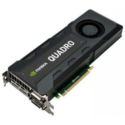 Видеокарта ПК PNY Technologies Quadro K5200 PCI-E 3.0 8192Mb 256 bit 2xDVI (VCQK5200-PB)