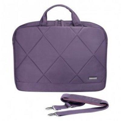 Сумка для ноутбука ASUS Aglaia carry 13,3 фиолетовый (90XB0250-BBA030) (90XB0250-BBA030)Сумки для ноутбуков ASUS<br>Сумка для ноутбука 13.3 Asus Aglaia carry фиолетовый полиэстер (90XB0250-BBA030)<br>