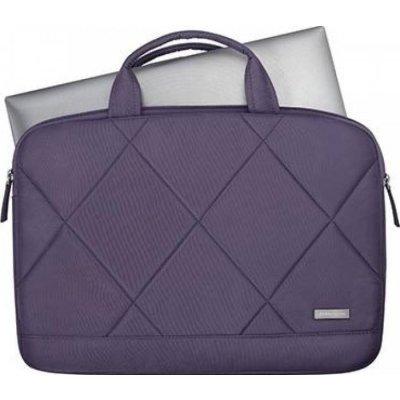 Сумка для ноутбука ASUS Aglaia carry 15,6 фиолетовый (90XB0250-BBA010) (90XB0250-BBA010)Сумки для ноутбуков ASUS<br>Сумка для ноутбука 15.6 Asus Aglaia carry фиолетовый полиэстер (90XB0250-BBA010)<br>