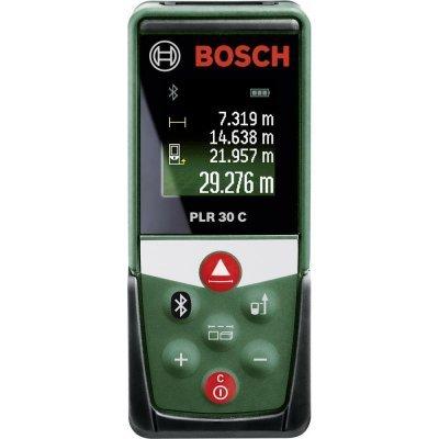 Дальномер Bosch PLR 30 C (603672120), арт: 225089 -  Дальномеры Bosch