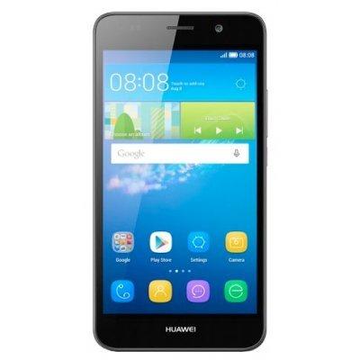 Смартфон Huawei Y6 черный (SCL-U31 Black)Смартфоны Huawei<br>смартфон, Android 5.1<br>экран 5, разрешение 1280x720<br>камера 8 МП<br>память 8 Гб, слот для карты памяти<br>3G, 4G LTE, Wi-Fi, Bluetooth, GPS, ГЛОНАСС<br>аккумулятор 2200 мАч<br>вес 125 г, ШxВxТ 72.10x143.50x8.50 мм<br>