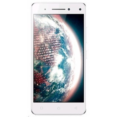 Смартфон Lenovo VIBE S1 DUAL SIM LTE WHITE (PA200001RU) сотовый телефон lenovo k10 vibe c2 power k10a40 16gb white