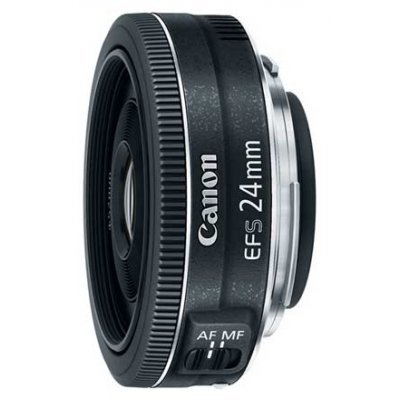 Объектив для фотоаппарата Canon EF-S 24 F2.8 USM (9522B005)
