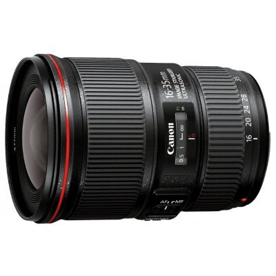 Объектив для фотоаппарата Canon EF 16-35mm f/4L IS USM (9518B005) объектив canon ef 11 24 mm f 4 l usm