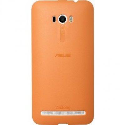 Чехол для смартфона ASUS для ZenFone GO ZC500TG PF-01 оранжевый (90XB00RA-BSL3R0) (90XB00RA-BSL3R0)Чехлы для смартфонов ASUS<br>Бампер Asus для Asus ZenFone GO ZC500TG PF-01 оранжевый (90XB00RA-BSL3R0)<br>