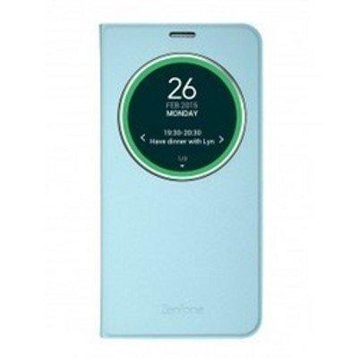 Чехол для смартфона ASUS для ZenFone 2 ZE551ML Delux синий (90AC00F0-BCV013) (90AC00F0-BCV013)Чехлы для смартфонов ASUS<br>Чехол (флип-кейс) Asus для ZenFone ZE551ML Delux синий (90AC00F0-BCV013)<br>