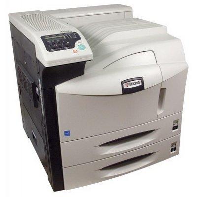 Монохромный лазерный принтер Kyocera FS-9130DN (1102GZ3NL0)Монохромные лазерные принтеры Kyocera<br>Принтер Лазерный Kyocera FS-9130DN (1102GZ3NL0) A3 Duplex Net 40/23 стр A4/A3 128Мб USB LPT<br>