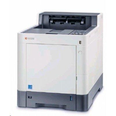 Цветной лазерный принтер Kyocera ECOSYS P6035cdn (1102NS3NL0)Цветные лазерные принтеры Kyocera<br>Принтер лазерный Kyocera Ecosys P6035CDN (1102NS3NL0) A4 Duplex<br>