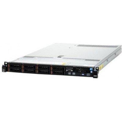 Сервер Lenovo System x3550 M5 (5463NDG) (5463NDG)Серверы Lenovo<br>Сервер Lenovo System x3550 M5 1xE5-2630v3 1x16Gb 2.5 SAS/SATA M5210 1x550W TopSeller 85W O/Bay HS SR p/s Rack (5463NDG)<br>
