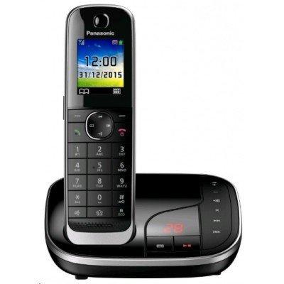 Радиотелефон Panasonic KX-TGJ320 (KX-TGJ320RUB) радиотелефон panasonic kx tg8551 белый kx tg8551ruw