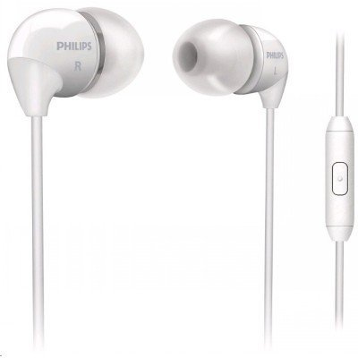 Наушники Philips SHE3515WT (SHE3515WT/00) philips she3515wt white наушники