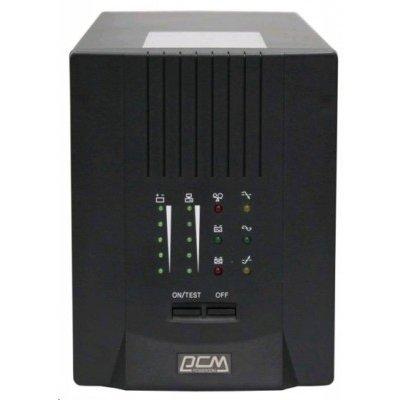 Источник бесперебойного питания Powercom Smart King Pro+ SPT-2000 (SPT-2000VA)Источники бесперебойного питания Powercom<br><br>