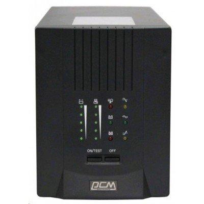 Источник бесперебойного питания Powercom Smart King Pro+ SPR-1500 (SPR-1500VA) powercom powercom spr 1500
