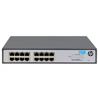 Коммутатор HP 1420-16G (JH016A) (JH016A) коммутатор zyxel gs1100 16 gs1100 16 eu0101f