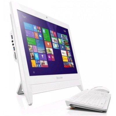 Моноблок Lenovo IdeaCentre C20-30 (F0B200CCRK) (F0B200CCRK)Моноблоки Lenovo<br>Моноблок Lenovo c20-30 19.5 Full HD Cel 3215U/4Gb/500Gb/DVDRW/Free DOS/WiFi/клавиатура/мышь/Cam/белый 1920x1080<br>