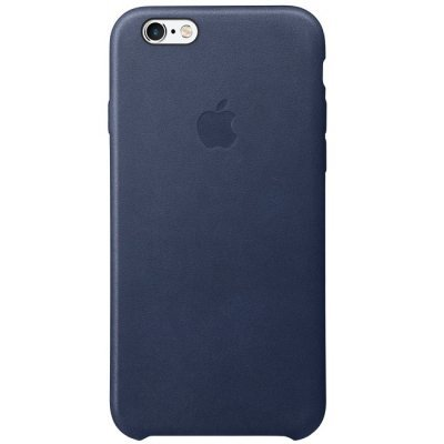 Чехол для смартфона Apple для iPhone 6S Plus MKXD2ZM/A темно-синий (MKXD2ZM/A)Чехлы для смартфонов Apple<br>Чехол (клип-кейс) Apple для Apple iPhone 6S Plus MKXD2ZM/A темно-синий (MKXD2ZM/A)<br>