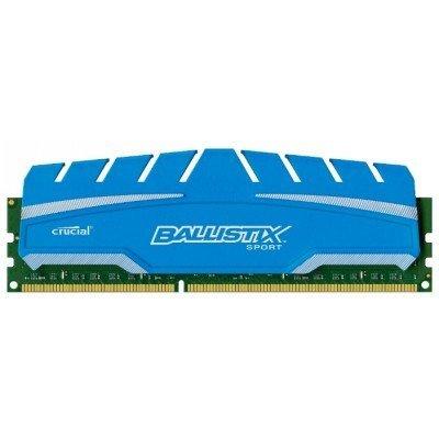 Модуль оперативной памяти ПК Crucial BLS4G3D18ADS3CEU 4Gb DDR3 (BLS4G3D18ADS3CEU)Модули оперативной памяти ПК Crucial<br>Память DDR3 4Gb 1866MHz Crucial BLS4G3D18ADS3CEU RTL PC3-14900 CL10 DIMM 240-pin 1.5В<br>