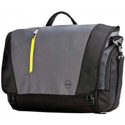 "Сумка для ноутбука Dell Tek 8CPGH 17"" Черный/Cерый (460-BBKO)"