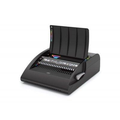 Брошюровщик GBC COMBBIND 210e (4401926EU) брошюровщик gbc combbind 110 ручной на пластмассовую пружину 4401844 4401844