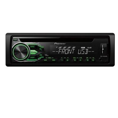Автомагнитола Pioneer DEH-1800UBG (DEH-1800UBG)Автомагнитолы Pioneer<br>Автомагнитола CD Pioneer DEH-1800UBG 1DIN 4x50Вт<br>