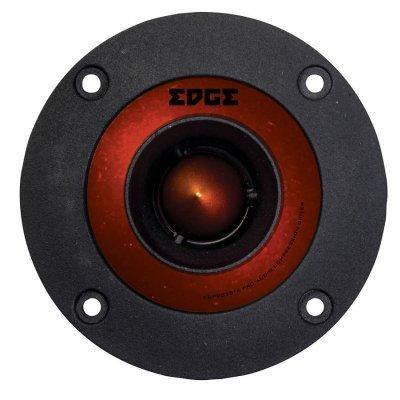 Колонки автомобильные Edge EDPRO38TA-E4 (EDPRO38TA-E4)Колонки автомобильные Edge<br>однополосные, форма колонок- круглая, типоразмер 10 см (4 дюйм.), глубина установки 43мм, тип: твитер, максимальная мощность: 225Вт<br>