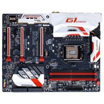 Материнская плата ПК Gigabyte GA-Z170X-Gaming 7 (rev. 1.0) (GA-Z170X-GAMING 7)Материнские платы ПК Gigabyte<br>Материнская плата Gigabyte GA-Z170X-Gaming 7 Soc-1151 Intel Z170 4xDDR4 ATX AC`97 8ch(7.1) 2xGgE RAID RAID1 RAID5 RAID10+HDMI<br>
