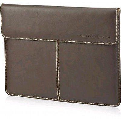 Чехол для ноутбука HP Premium Leather Sleeve (F3W21AA)Чехлы для ноутбуков HP<br>Чехол для ноутбука 13.3 HP F3W21AA Leather Sleeve<br>