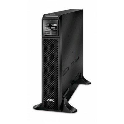 Источник бесперебойного питания APC Smart-UPS SRT 2200VA 230V (SRT2200XLI)Источники бесперебойного питания APC<br>APC Smart-UPS SRT, 2200VA/1980W, On-Line, Extended-run, Tower, Black<br>