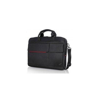 Сумка для ноутбука Lenovo Professional Slim Topload Case (4X40H75820) (4X40H75820) сумка для ноутбука 15 6 lenovo thinkpad professional topload черный красный