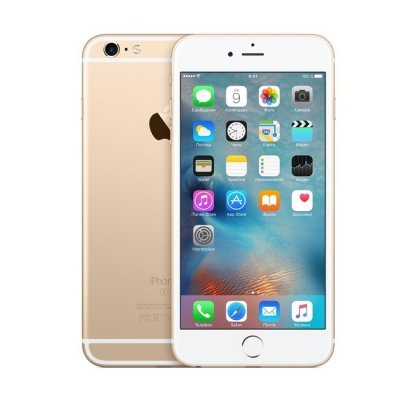 Смартфон Apple iPhone 6s Plus 128Gb Золотистый (MKUF2RU/A)