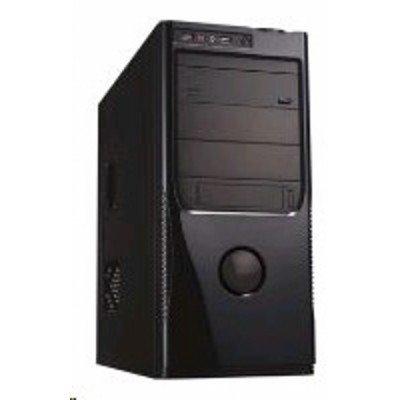 Корпус системного блока 3Cott 815 500W Black (815 500W Black)
